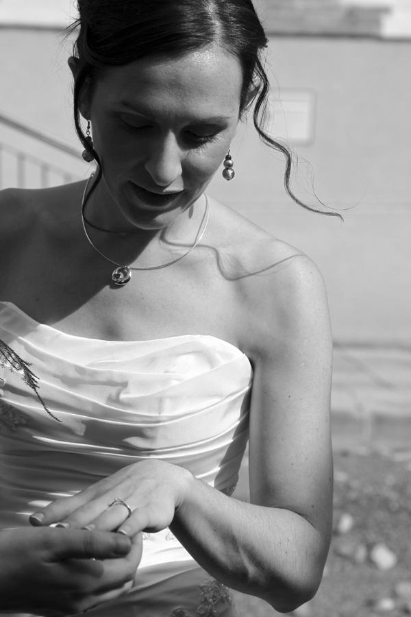 Photographe mariage Fronton / La mariée