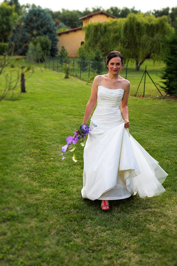 Photographe mariage Fronton / Avant la séance photo