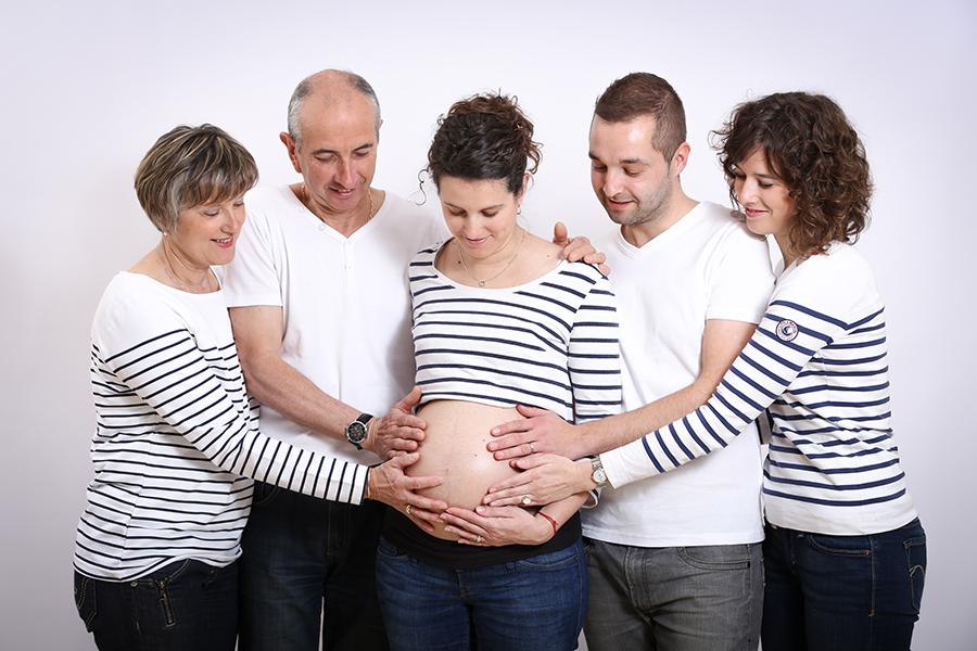 Séance photo grossesse