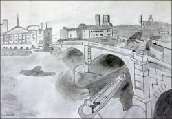 Cours de dessin Toulouse - Paysage