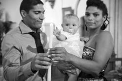 La bougie photographe baptême Toulosue