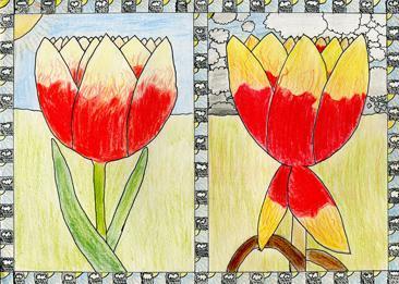 Cours d 39 arts plastiques dessin peinture pour enfant for Art plastique peinture