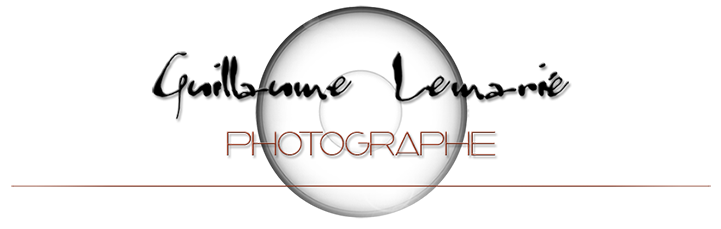 Logo guillaume lemarie photographe toulouse