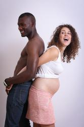 Photo grossesse couple Toulouse