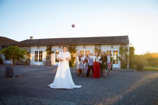 Photographe mariage colomiers le canard sur le toit 20