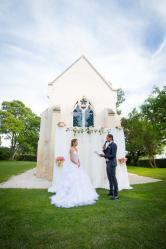 Photographe mariage montpellier domaine des moures 35
