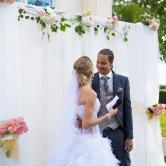Photographe mariage montpellier domaine des moures 37