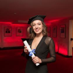 Photographe remise de diplome