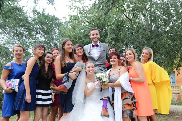 Photos mariage sud ouest 30