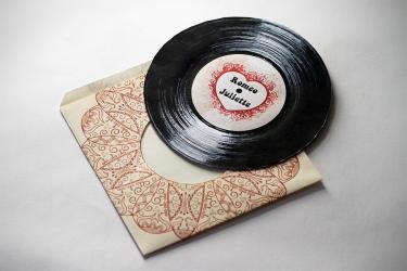 Rétro Vinyl - Intérieur