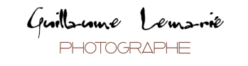 Guillaume lemarie photographe footer